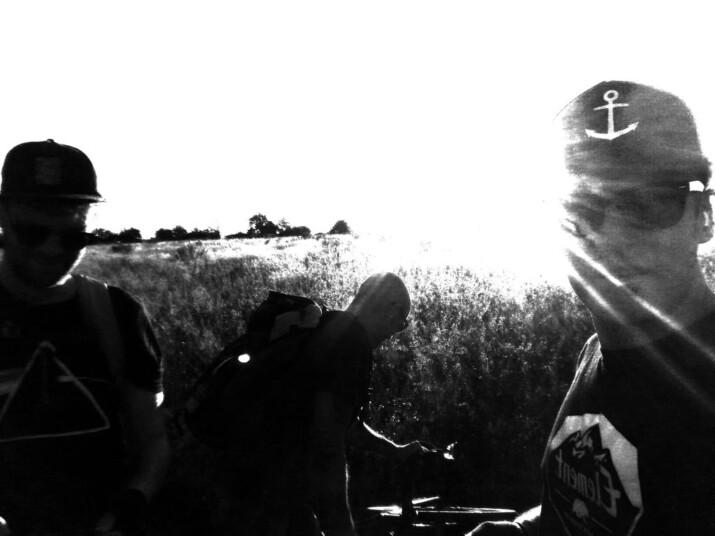 Rowerowi Kowboje na Drodze Mlecznej
