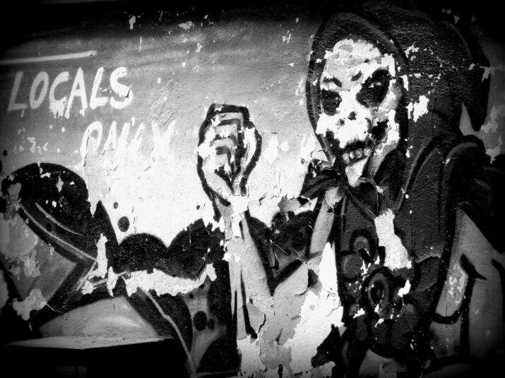 Ilustracja Klub gorzowskich samobójców